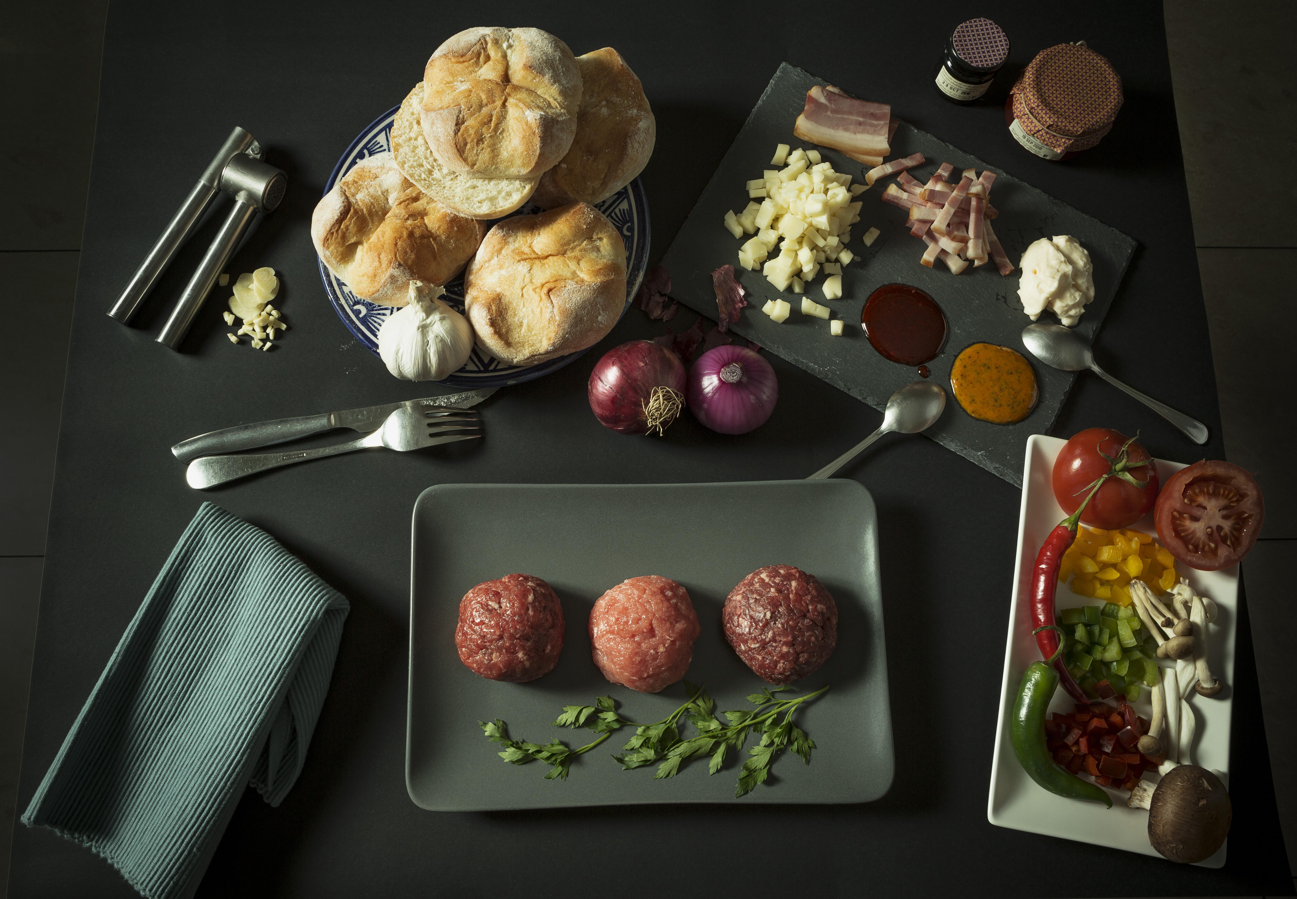 Hamburguesa caseras | Carnicería en Valencia