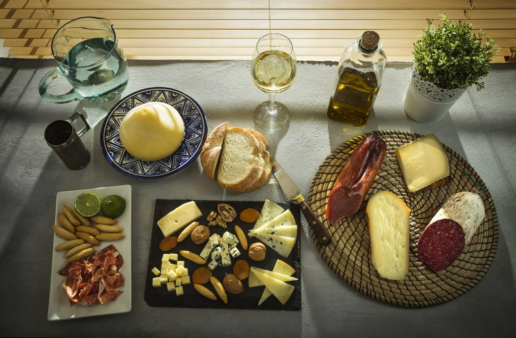 Nuestro selección de quesos