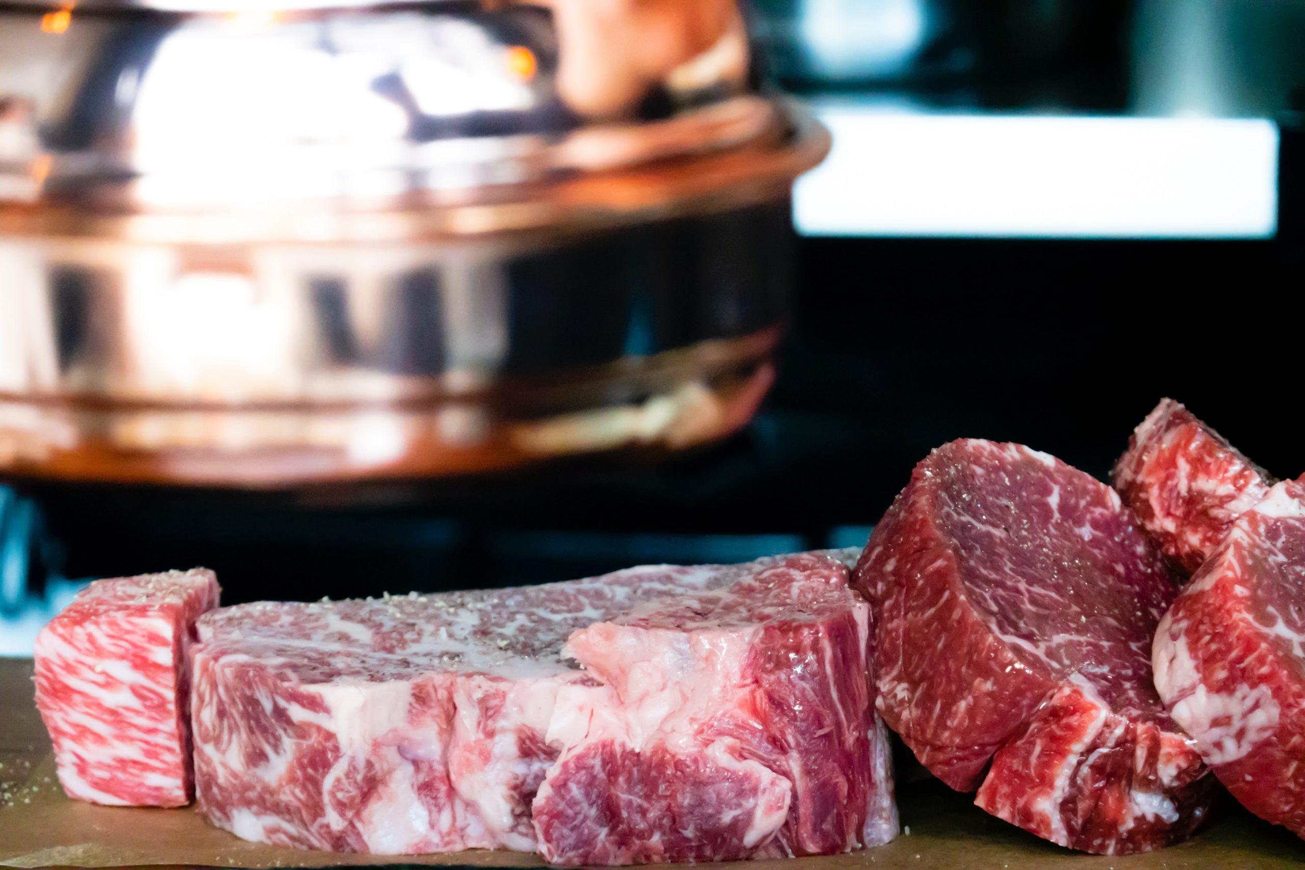 carne marinada de ternera