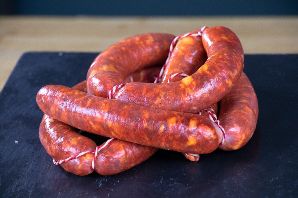 Chorizo fresco | Carnicería en Valencia