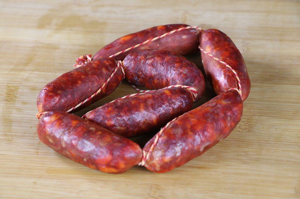 Chorizo albacete | Carnicería en Valencia