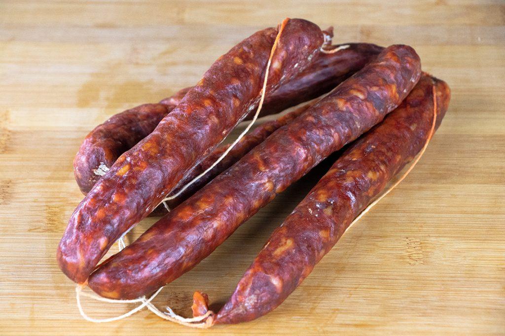 Chorizo de Guisar | Carnicería en Valencia