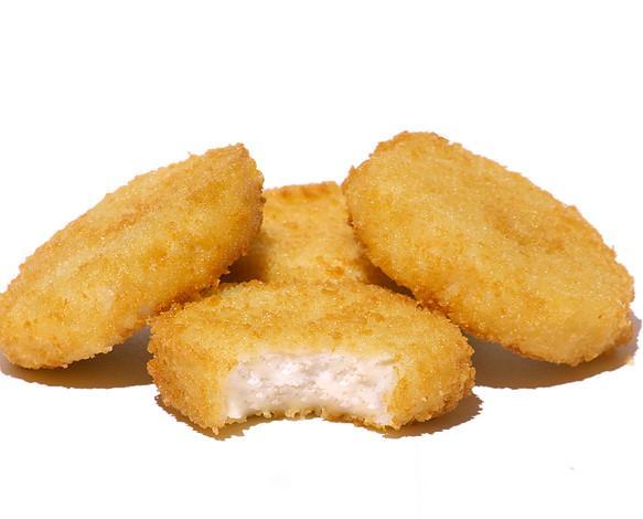 Nuggets de pollo Elaborados Carnicería en Valencia